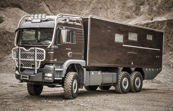 Peter Pan Trucks Special Vehicles & Expedition Vehicles